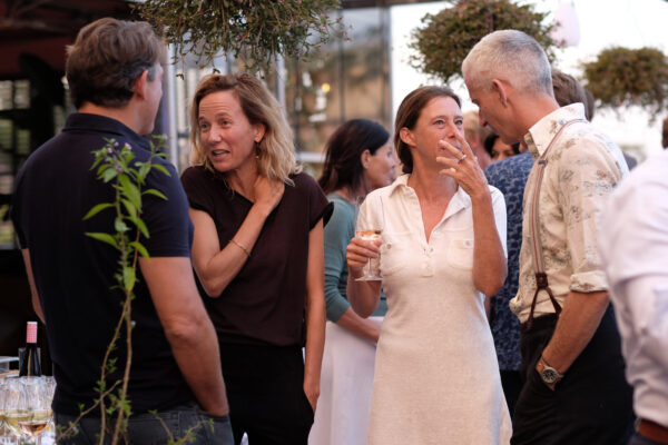 foto van het feest